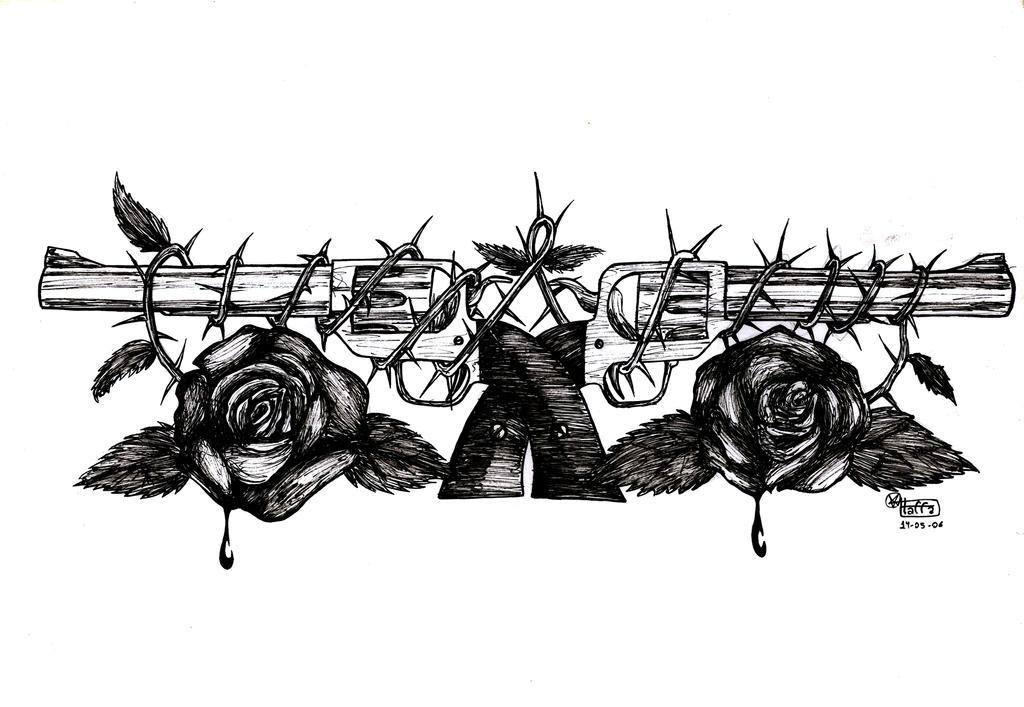 Guns N Roses By Luciux On Deviantart