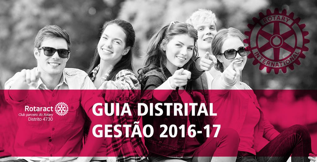 District Guide Rotaract 4730 2016/17 by Luciux