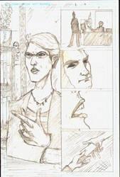 A Perfect Wonder pg 10 pencils (CCP COMICS) by Gary-ODD-Edmund