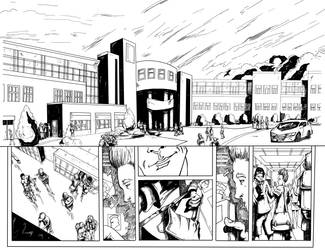 A Perfect Wonder pg 4  5 spread CCP Comics by Gary-ODD-Edmund