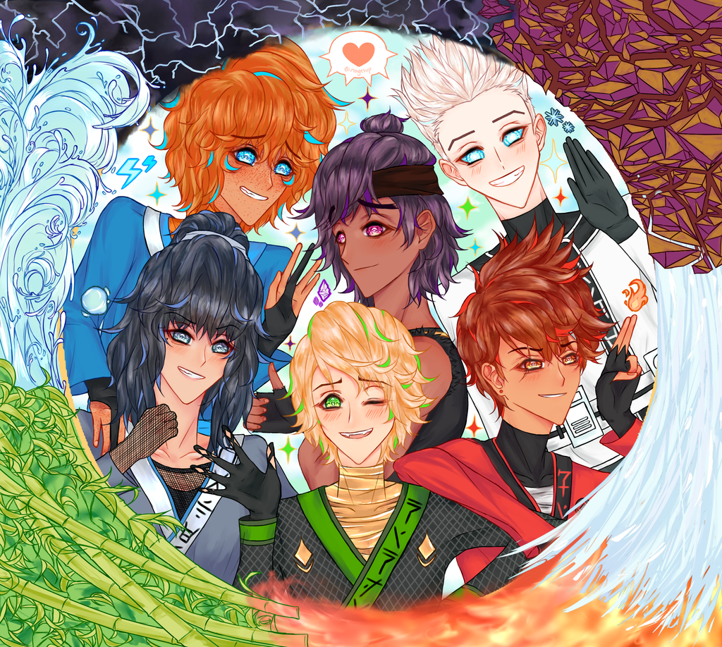 THE LEGO NINJAGO MOVIE IS HERE !! by magesup on DeviantArt