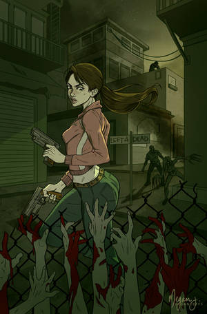 Left 4 Dead: Contest by Megan-Jeffs