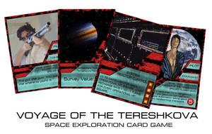 Voyage Of The Tereshkova