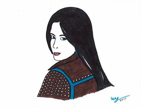 Ellie Valkyrie (Blue)