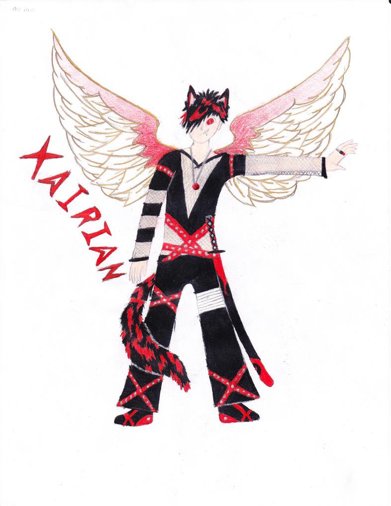 Xairian by YakasukiX