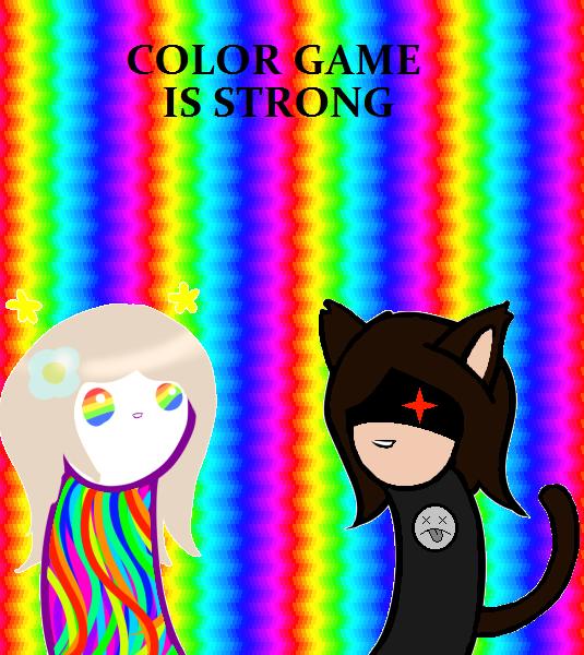 Color Game? by YakasukiX