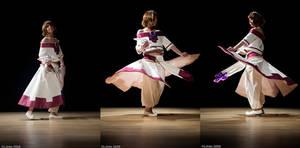 Sakura Spin by Dandelionswish