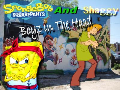 SpongeBob  by DCLegend999