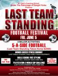 soccer poster by bu1