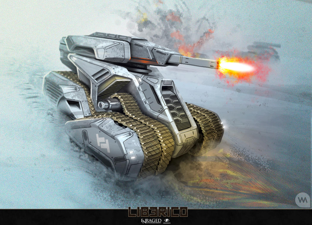 Tactical Tank by IllOO