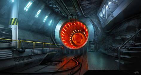 Scientific Vault by IllOO