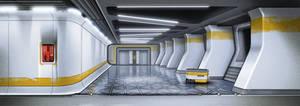 HORIZON - Corporate Hallway