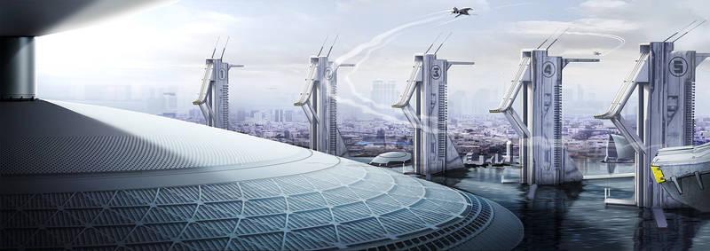 HORIZON - Airport Towers