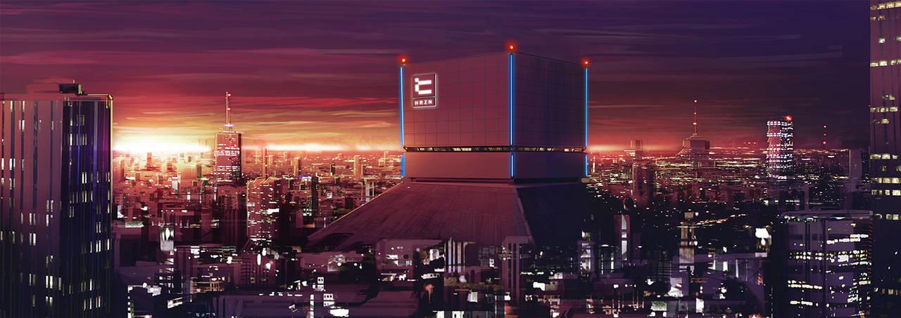 HORIZON - IC At Night by IllOO