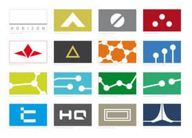 HORIZON - Graphic Design by IllOO
