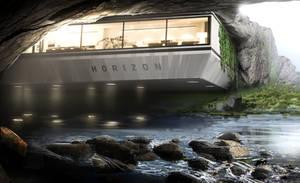 HORIZON - Cavehouse by IllOO