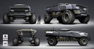 HORIZON - ATV Concept by IllOO