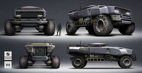 HORIZON - ATV Concept