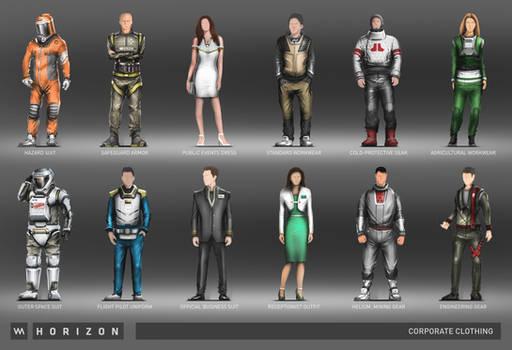 HORIZON - Corporate Clothing