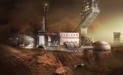 HORIZON - Mars Colony