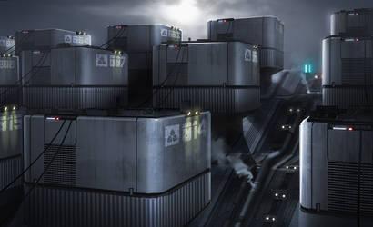 HORIZON - Fusion Reactor Farm