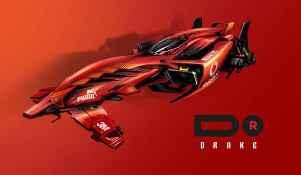 DRAKE - International Racing | Model F