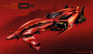 DRAKE - International Racing | Model F by IllOO