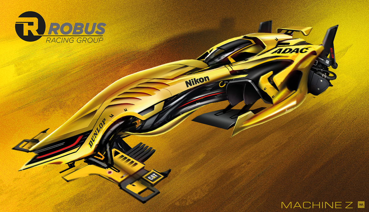 Robus Racing Group Machine Z By Illoo On Deviantart