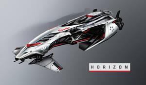 HORIZON - Race Beyond Today   Mark 4