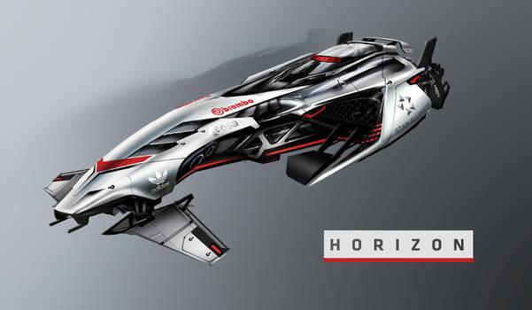 HORIZON - Race Beyond Today | Mark 4