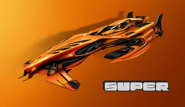 SUPER - Just Race It | Superbuild 3.2