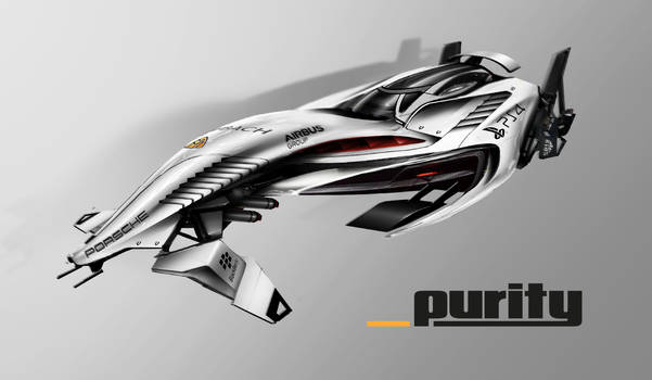 PURITY - Racing Purism | Ghost IV