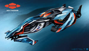 HECTAGRAM - Quantum Racing | Hecta-7 by IllOO