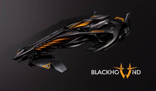 BLACKHOUND - Men(r)ace | Hound 5