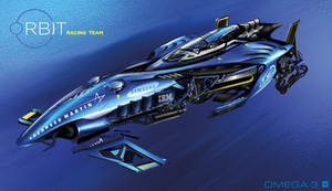 ORBIT - Racing Team | Omega III by IllOO