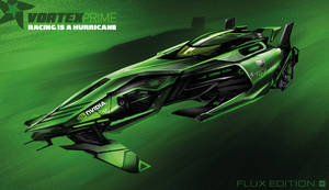 VORTEXPrime - Racing Is A Hurricane | Flux Edition by IllOO