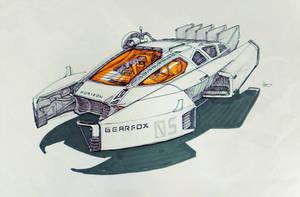 Gearfox 05 by IllOO