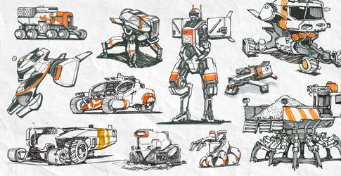 Sketch Collection 01