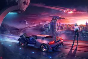 Night City Drive