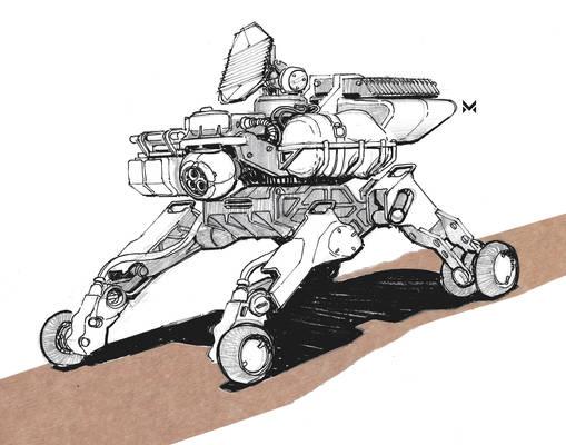 Curious Rover