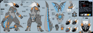 Comet reference sheet