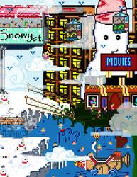 Pixel Art by countvesper