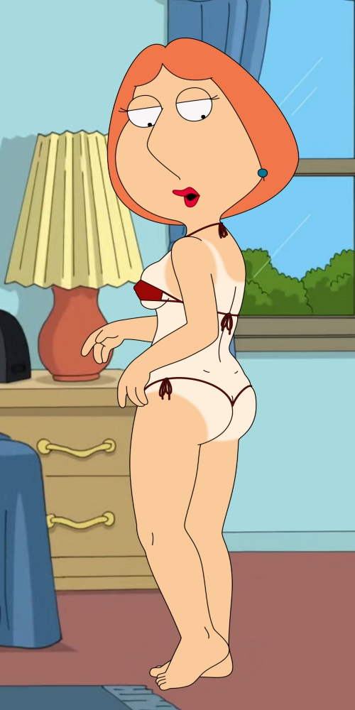 Lois Griffin Closet Admirer by suerichardsff