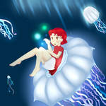 Jellyfish Dreams by baby-angel809