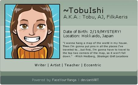 TobuIshi's Profile Picture