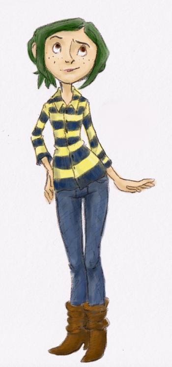 Coraline Jones by TobuIshi