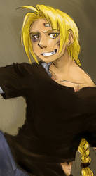 FMA - beat up :but never down: by TobuIshi
