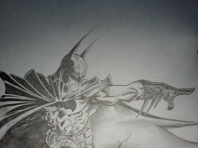 Batman by pritthish