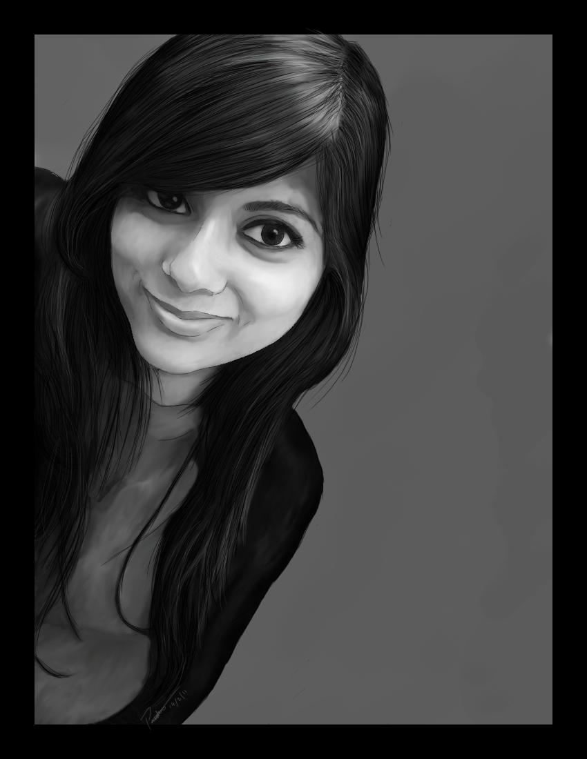 Taz - sketch by pritthish