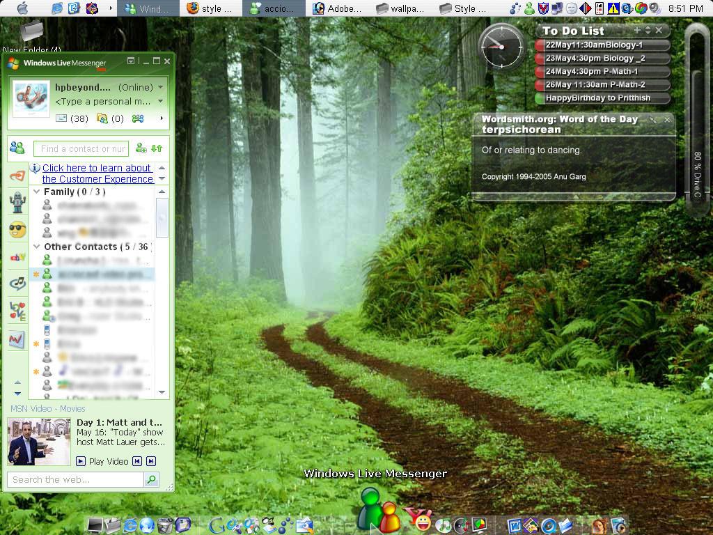My Desktop 2 by pritthish
